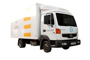 Alquilar camiones en Barcelona
