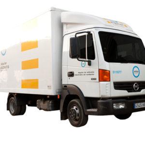 Alquilar camión Nissan Alteon 120