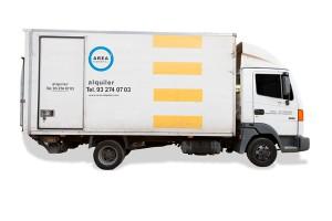 Alquilar camión Nissan Alteon 120 Elevador