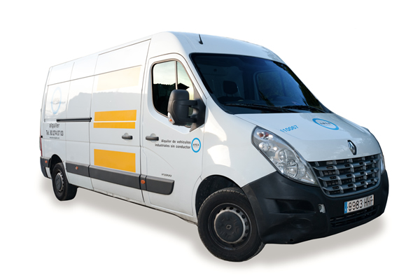 Alquiler Furgoneta Ford Transit