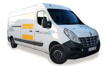 Empresa de alquiler de furgonetas