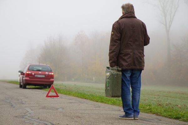 Las averías más populares con tu vehículo en carretera