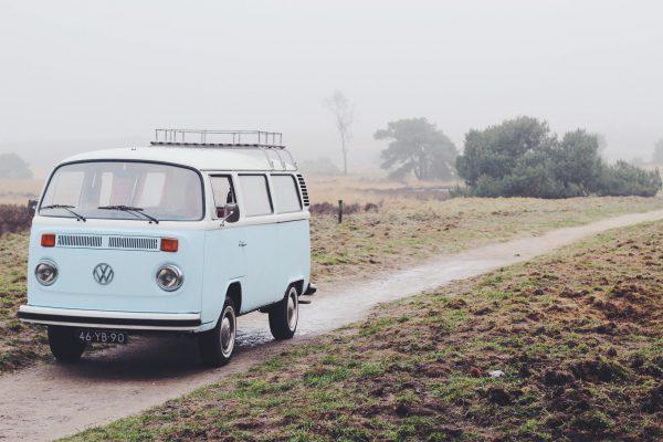 viajar con tu furgoneta de alquiler