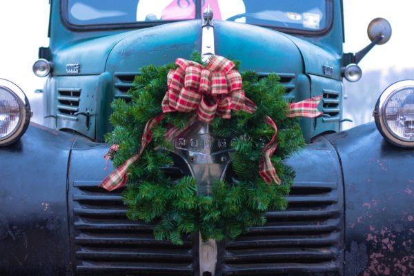 Alquiler camiones en barcelona Navidad