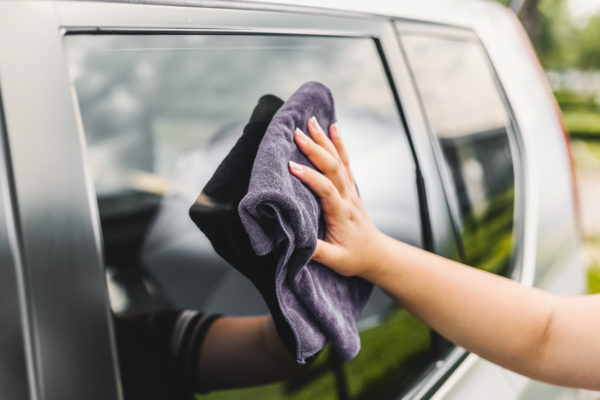 limpiar furgoneta alquiler
