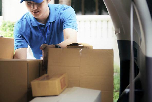 alquila una furgoneta para realizar tu mudanza