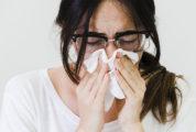 sufrir alergia mientras conduces es muy peligroso