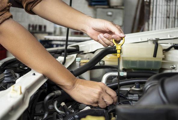 cuándo hay que hacer el cambio de aceite y filtro de aceite de la furgoneta