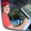 conducir un camión de alquiler