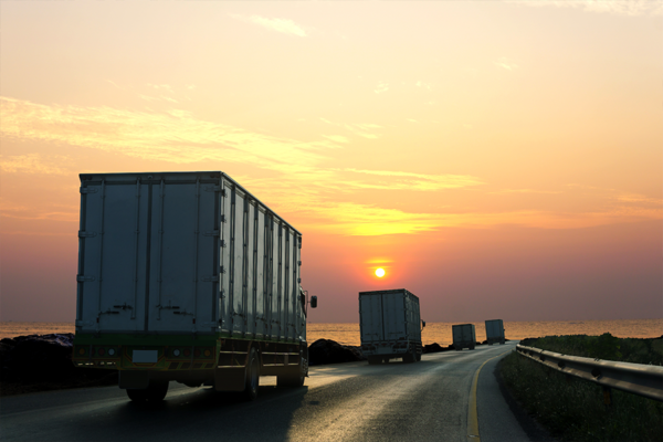 viaje en camión