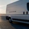 conducir una furgoneta de alquiler