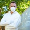 desinfectar una furgoneta