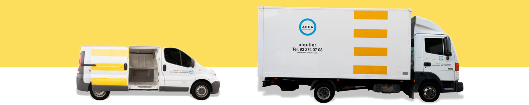 alquilar furgonetas y camiones . alquilar vehículos industriales